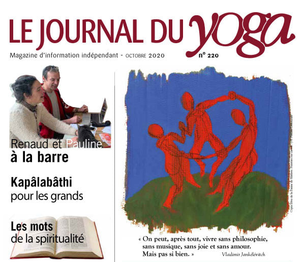 Journal du yoga 220